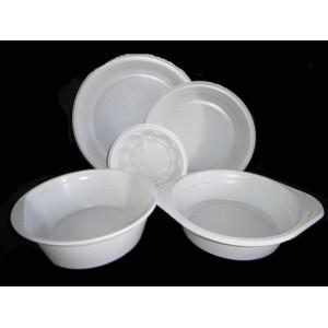 Тарелки из пластика (4)