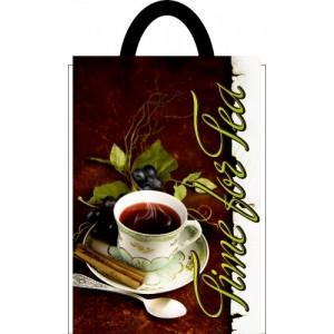 Пакет петля 25*30 Чай
