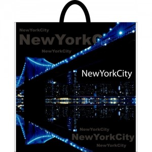 Пакет петля 40*38 Нью-йорк