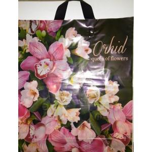 Пакет петля 38*43 Орхидея