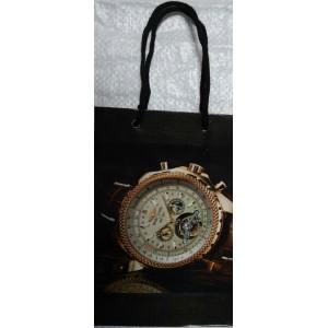 Подарочный пакет 11,5*17,5*5 Часы