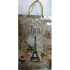 Подарочный пакет 24,8*40,5*9 Париж