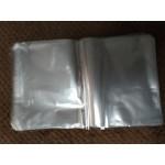 Пакет прозрачный для упаковки пряников 12*20 см