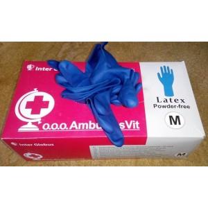 Перчатки рабочие латексные Ambulans Vit (M)