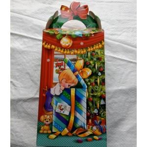 Новогодняя упаковка для подарков Ребенок
